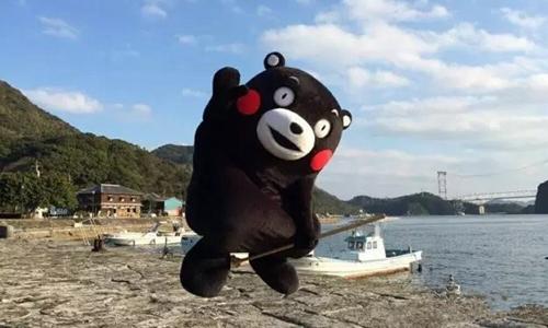 玩转超级IP 熊本熊要来开中国首家门店了!