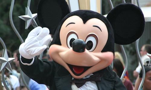 机器人来袭 迪士尼米老鼠的演员或将被替代