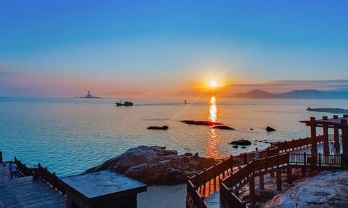 港中旅签约福建漳州海明威维景国际度假酒店