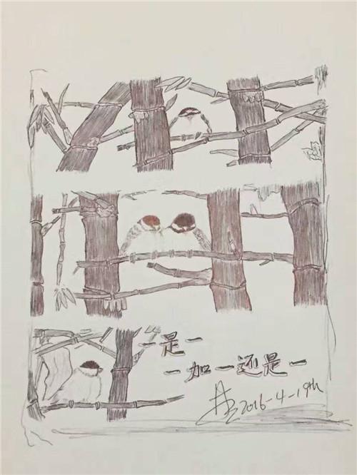 老林圆珠笔画:整 - 林聪专栏 - 迈点-旅游及大住宿业