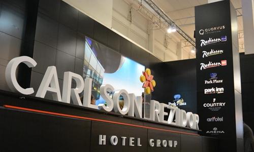 卡尔森瑞德酒店集团2016收入达72亿美元