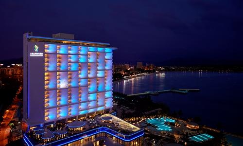 中国首家傲途格精选酒店于3月18日正式开幕