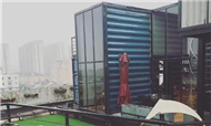 用集装箱做公寓太疯狂?它不仅满租还融了400万