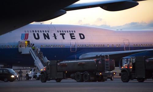 亚裔乘客遭美联航施暴 以人民的名义抵制它!