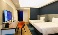 智选假日酒店新一代设计 定制全新商旅体验