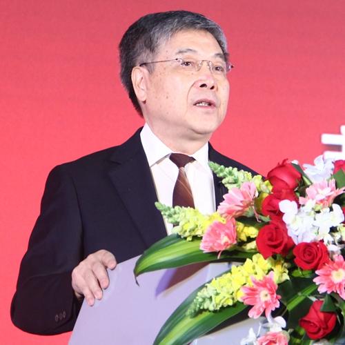 商务部原副部长   张志刚