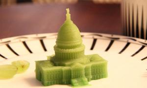 3分钟做出一款创意美食 时印科技满足客人的想象