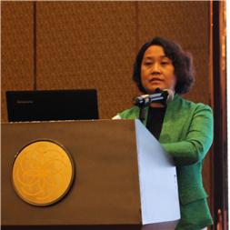 北京第二外国语学院酒店管理学院院长 谷慧敏