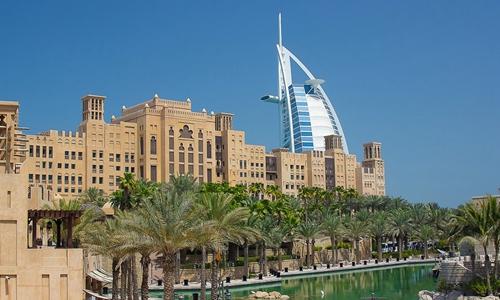 迪拜计划投17.2亿建两岛旅游项目  添2400间酒店客房
