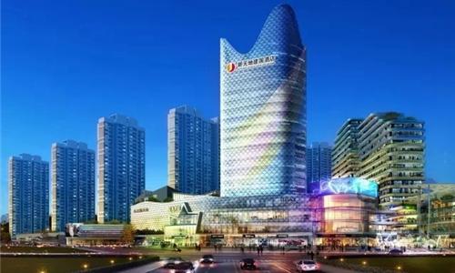 九江新天地建国酒店预计于5月26日开业