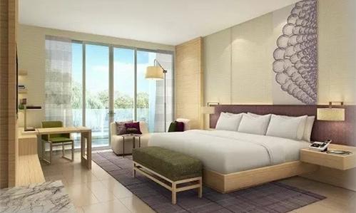海口万丽酒店将于5月31日盛大启幕