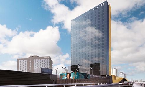墨尔本南码头诺富特酒店将于2018年开业