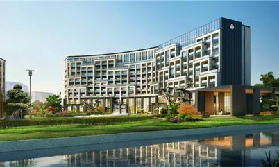 全球首家阿纳迪酒店将于2017年落户上海