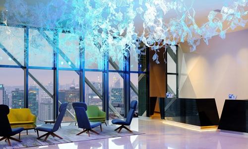 绿色生态品牌吉隆坡源宿酒店于5月正式开业