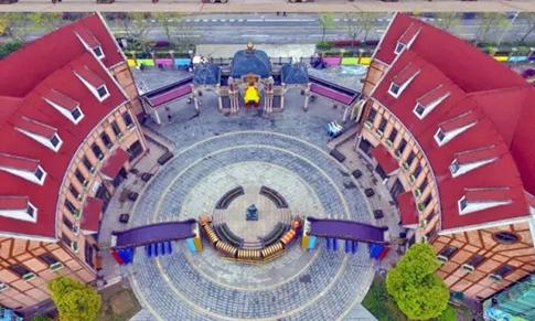 上海迎全球首个安徒生童话乐园 6月1日开幕