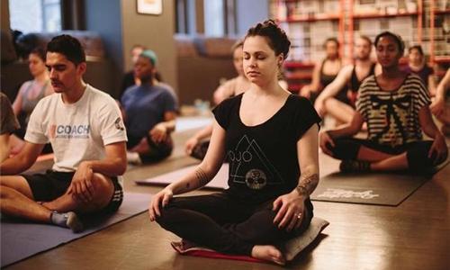 做共享办公的WeWork默默地在纽约开了健身房业务