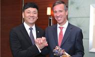 东呈国际亮剑北京酒店加盟展 实力出击再掀中端酒店投资风暴!
