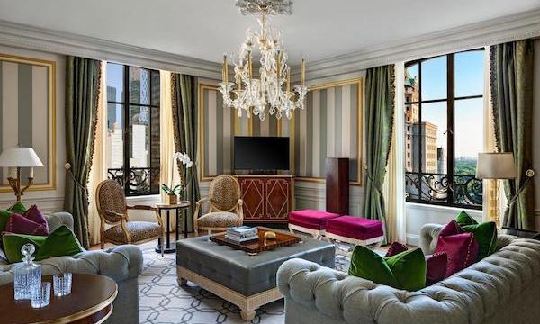 英国《每日电讯报 》:2017全球十大最贵酒店客房排行榜