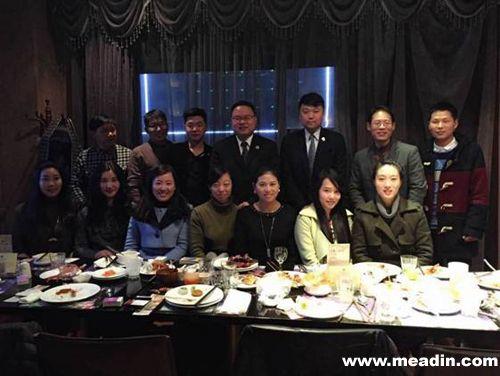 IHMA湖北分会成功举办首届联谊会议