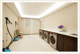 自主洗衣房