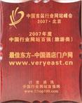 2007年度中国行业网站百强